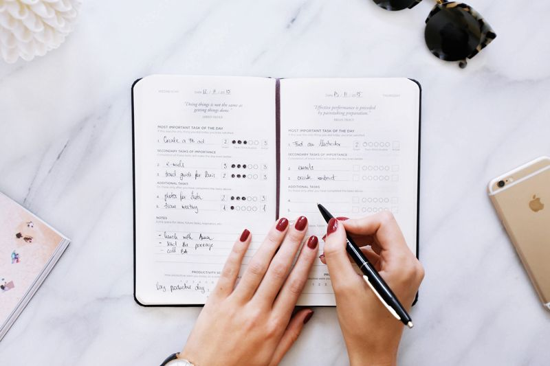 4 Key Lessons I Learned After Starting a Productivity Planner